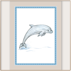 Dolphin Notecards